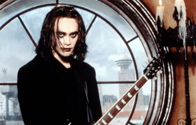 Mark in The Crow: Stairway to Heaven