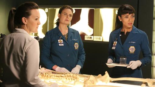 Tamara in Bones