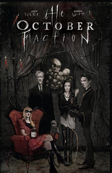 Tamara in Netflix's The October Faction in 2019