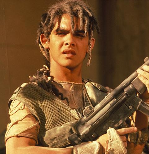 Alexis in Stargate