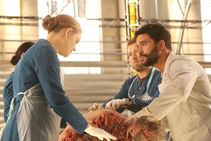 Ignacio in Bones
