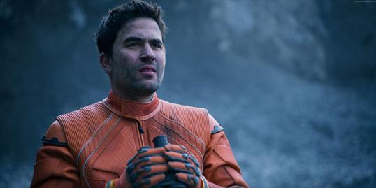 Ignacio in Lost in Space