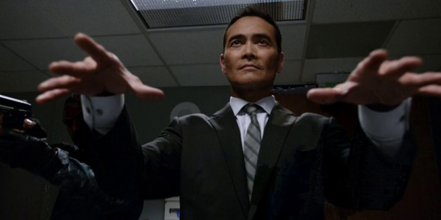 Mark in Agents of S.H.I.E.L.D.