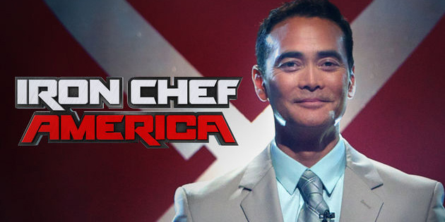 Mark in Iron Chef America: The Series