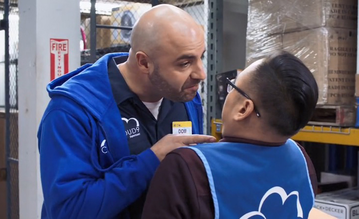 Dominic in Superstore