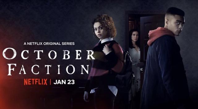 Maxim in Netflix's October Faction