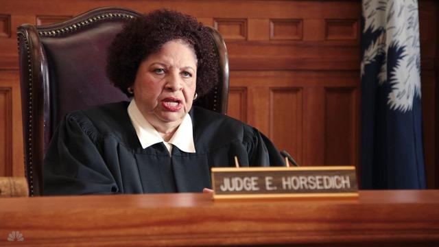 Patricia in Trial & Error